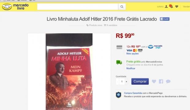 Hitler na Centauro 13235026_1020635788013064_1365262132_o