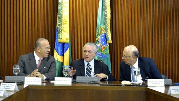 Intenção do governo interino é dar condições de começar a atuar o quanto antes | Foto: José Cruz/Agência Brasil