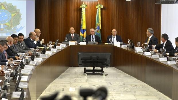 Equipe econômica do presidente Temer | Foto: José Cruz/Agência Brasil