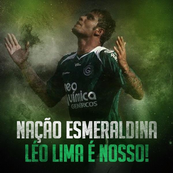 Léo Lima jogador do Goiás 4714_05040642309177