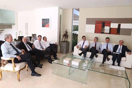 Marconi Perillo diz que PSDB colabora com a reconstrução do Brasil de modo republicano