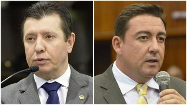 Deputados dos dois partidos negam que isso seja possível no cenário político goiano | Foto: Marcos Kennedy e Y. Maeda