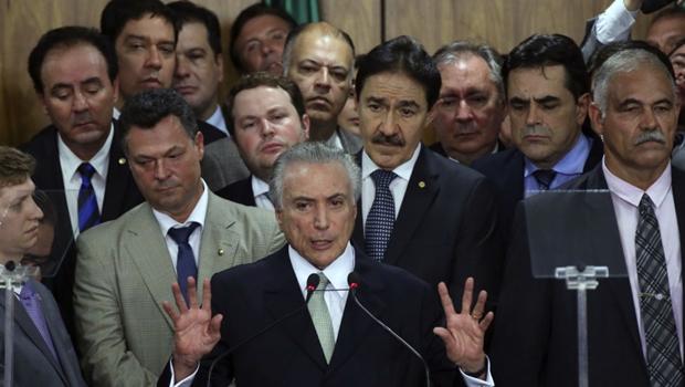 Michel Temer se tornou um golpista  não por trair Dilma, mas o voto do eleitor