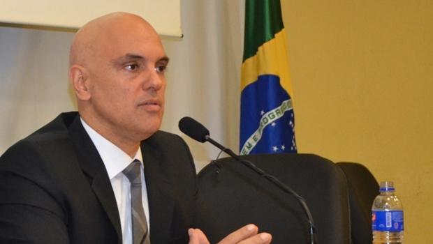 Alexandre de Moraes vem Goiânia visitar o vice-governador José Eliton, após atentado em Itumbiara   Foto Reprodução