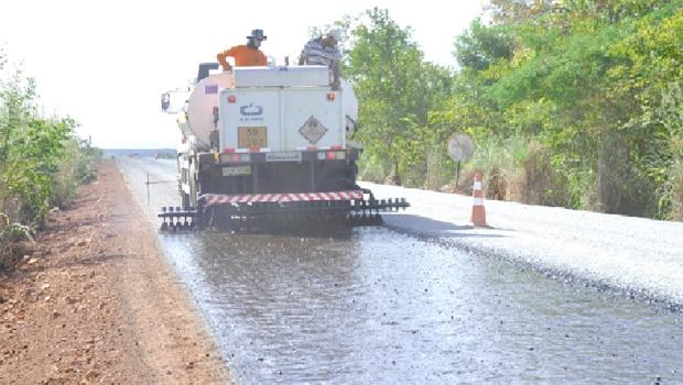 Bird aprova ritmo de obras de reabilitação nas rodovias estaduais | Foto: Divulgação