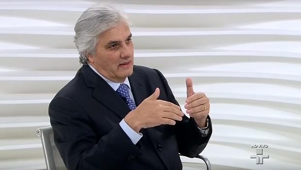 Delcídio do Amaral diz que Renan Calheiros é cangaceiro e que Lava Jato vai pegar Lula e Dilma