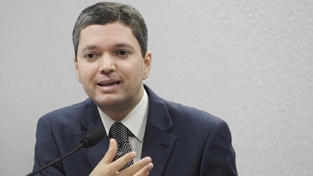 Ministro Fabiano Silveira em 2012 | Foto: CNMP
