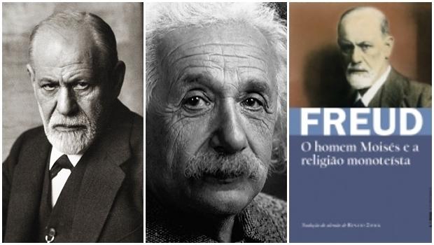 Sigmund Freud e Albert Einstein: os dois gênios judeus trocaram uma curiosa e rica correspondência