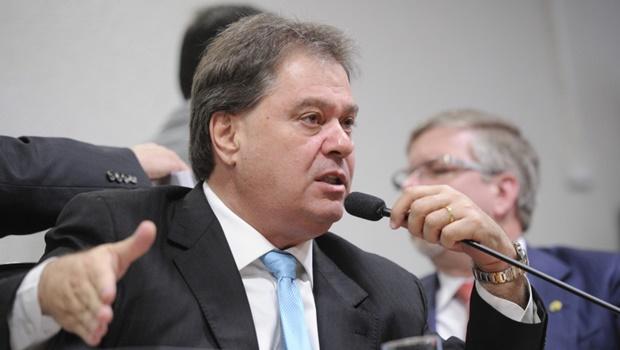 Ministério Público Federal denuncia ex-senador Gim Argello