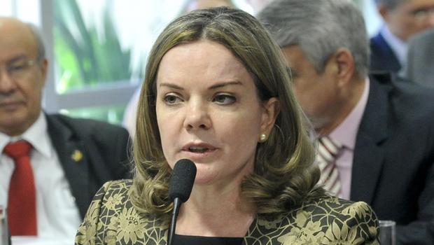 PGR denuncia Gleisi Hoffmann e o marido ao Supremo