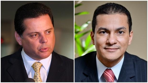 Fotos: PSDB e PRB