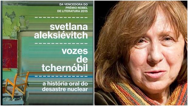 Livro de Svetlana Aleksiévitch revela o inferno de Tchernóbil narrado pelas vítimas