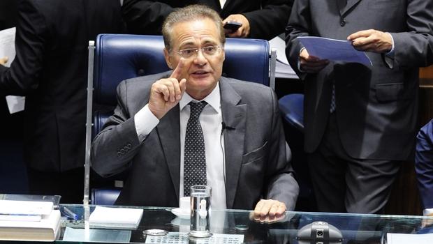 """Renan diz que investigações da Lava Jato são """"intocáveis"""""""