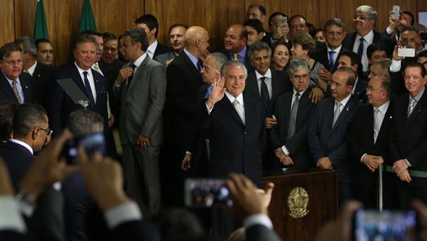 """Governo Temer explica: não há ministras porque """"não houve tempo para composição"""""""