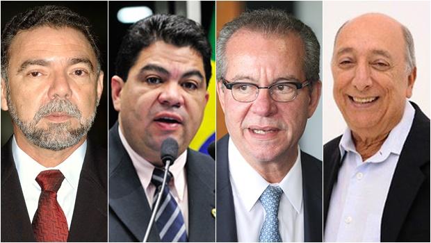 Senado ganha quatro novos parlamentares nos próximos dias