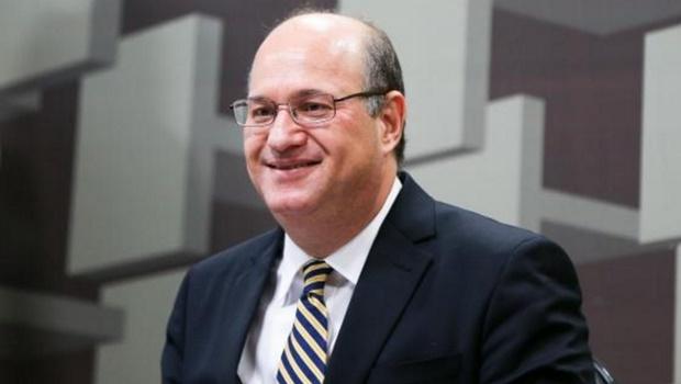 Ilan Goldfajn teve o seu nome aprovado pela Comissão de Assuntos Econômicos do Senado por 19 votos a favor e 8 contraMarcelo Camargo/Agência Brasil