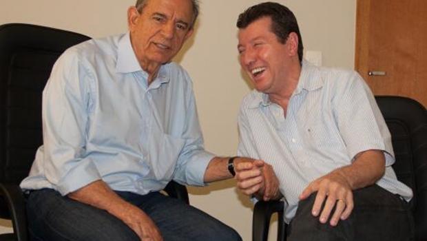 """""""Sem Iris Rezende, eleições foram zeradas"""", avalia deputado do PMDB"""