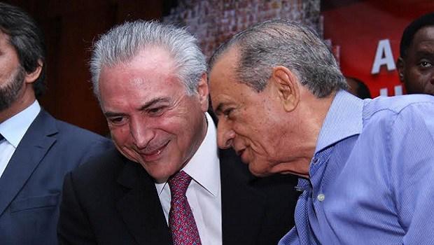 O presidente Michel Temer até agora não atendeu o prefeito Iris Rezende