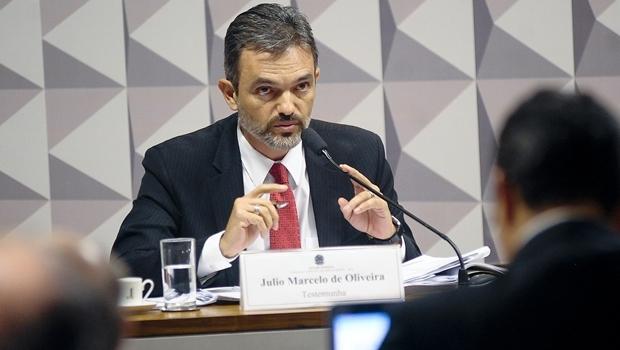 O promotor Júlio Murilo afirmou que as pedaladas caracterizam crime de responsabilidade e que o TCU manteve o entendimento sobre as contas de 2014 | Foto: Waldemir Barreto/Agência Senado