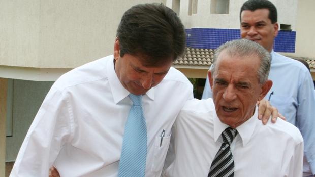 """Há um acordo """"secreto"""" para Iris apoiar Maguito Vilela para prefeito de Goiânia?"""