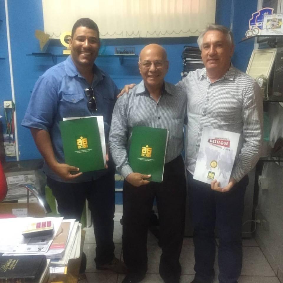 """Maione Padeiro aposta na """"força"""" da região Leste de Aparecida de Goiânia para ser eleito vereador"""
