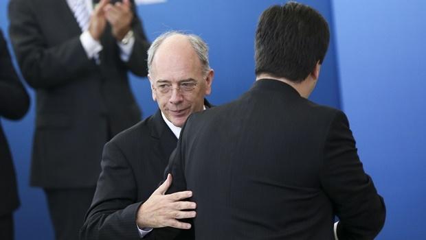 Pedro Parente assume a presidência da Petrobras com discurso da venda de ativos   Foto: Marcelo Camargo/Agência Brasil