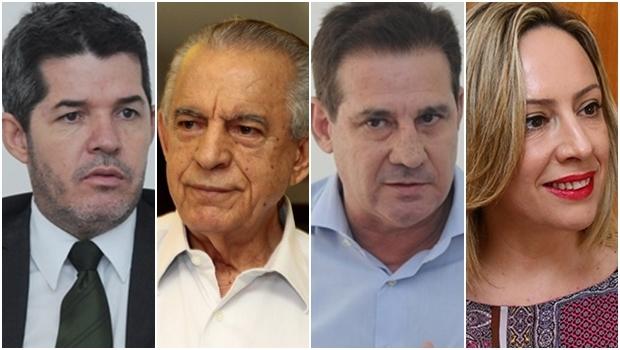 Para Renato Monteiro, pesquisa mostrou que existem hoje quatro nomes com chance nessa eleição | Fotos: Renan Accioly e Alego