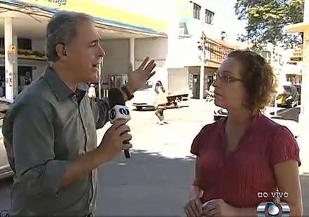 Saulo Lopes repórter a TV Anhanguera saulo-lope