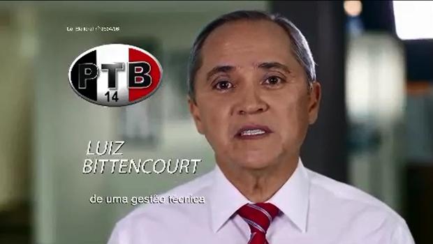 Na TV, Bittencourt defende gestão sem conchavos políticos e critica populistas