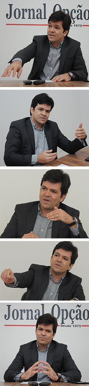 Na foto Fernando Machado