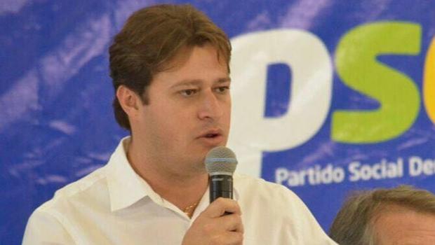 PSD lança pré-candidatura de Maks da Saúde em Cristalina