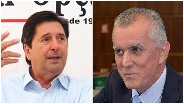 A verdade: Maguito Vilela banca candidatura de Victor Priori em Jataí