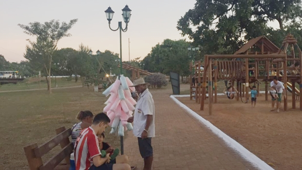 Prefeitura entrega revitalização do Parque Campininha das Flores