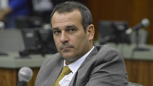 Deputado Renato de Castro , presidente da Comissão dos Direitos Humanos | Foto: Marcos Kennedy / Alego