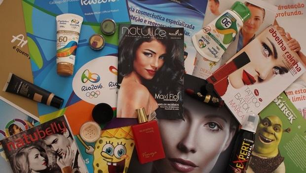 Catálogos e venda direta: Origem comum e, até hoje, receita do crescimento da indústria cosmética | Foto: Bruna Aidar