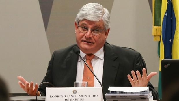 Brasília- DF 26-08-2015 Foto Lula Marques/Agência PT   Procurador Geral da república, Rodrigo Janot, durante sabatina do senado. Foto: Lula Marques/ Agência PT
