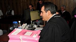 trabalhos são presididos pelo juiz Eduardo Pio Mascarenhas, do 1° Tribunal do Júri de Goiânia | Foto: Comunicação TJGO