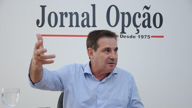 Vanderlan descarta chapa única entre candidatos governistas