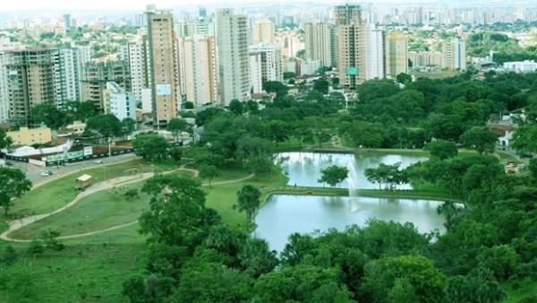 Parque Flamboyant, em 2008 | Foto: Arquivo/ Jornal Opção