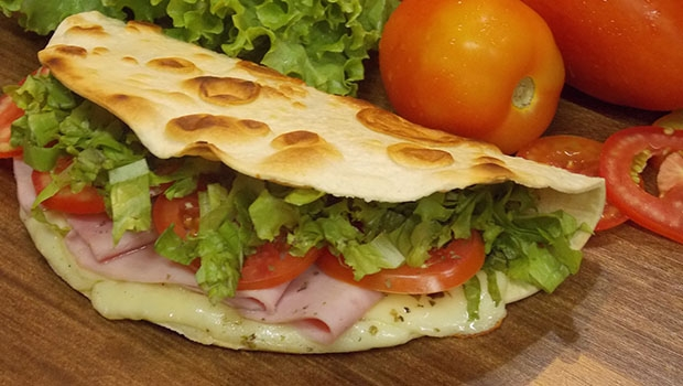 Pratos italianos são exemplos de inovação que o empreendimento Merenda levou ao público, disponibilizando o produto de forma inédita na cidade