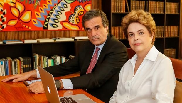 Dilma decide ir ao Senado para apresentar defesa no processo de impeachment
