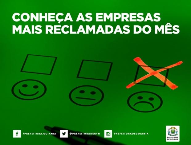 Divulgação/Procon Goiânia