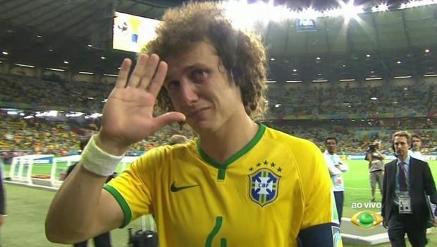 Brasileiros revivem derrota contra a Alemanha, na Copa do Mundo no Brasil | Foto: Reprodução