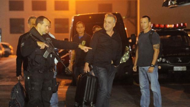 Justiça Federal envia informações ao STF sobre prisão de Cachoeira e Cavendish
