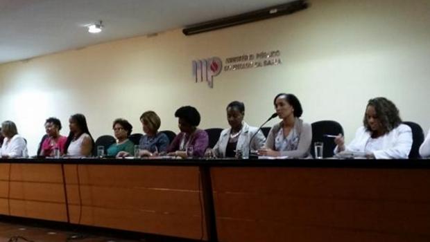 O I Seminário Biopolíticas e Mulheres Negras: práticas e experiências contra o racismo e o sexismo ocorre em comemoração ao Dia Internacional da Mulher Afro-Latina Americana e Afro-Latina Caribenha, comemorado no dia 25 de julho | Foto: Sayonara Moreno/Agência Brasil
