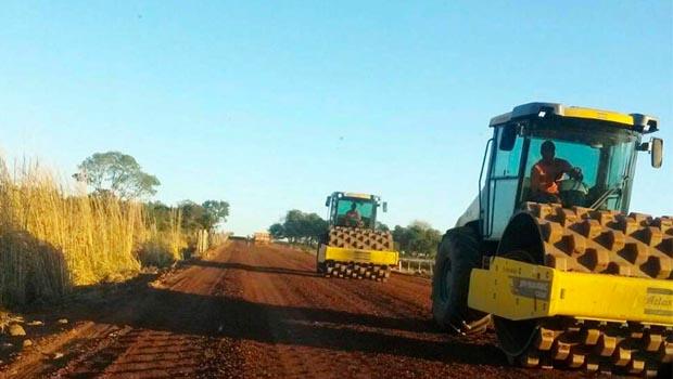 Governo acelera obras no sul do Estado