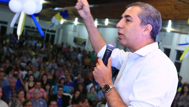 """José Eliton: """"Vamos fazer obra em cada canto desse Estado"""""""