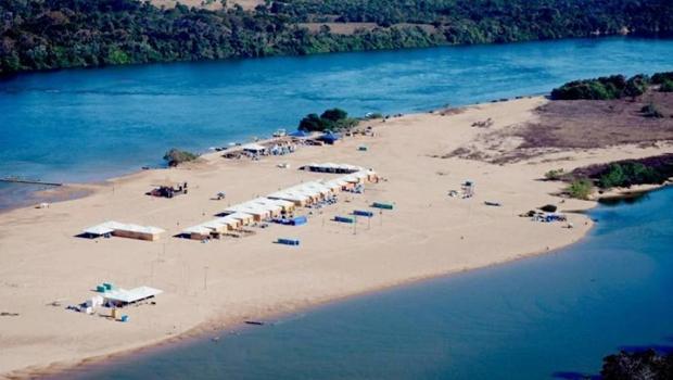 Fiscalização nas praias encontra produtos vencidos