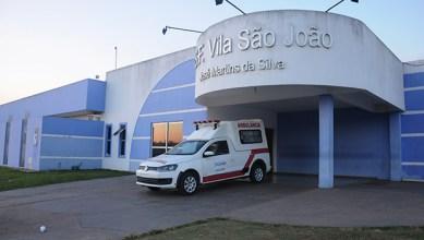 PSF São João, em Senador Canedo   Foto: Renan Accioly