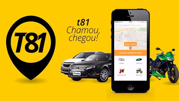 Com mais vantagens que Uber, aplicativo de transporte chega a Goiânia